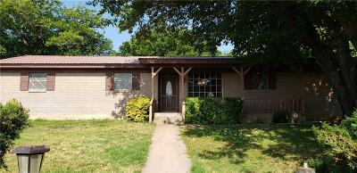 Comanche Single Family Home For Sale: 370 Highway 2247