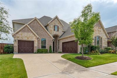 Frisco Single Family Home For Sale: 1723 Tumbling River Drive