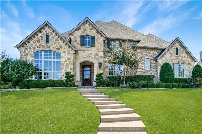 McKinney Single Family Home For Sale: 1100 Stone Cottage Lane