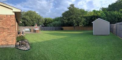 North Richland Hills Single Family Home Active Option Contract: 6809 Newcastle Place