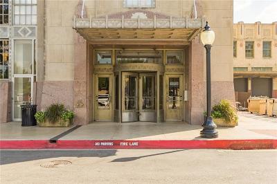 Fort Worth Condo For Sale: 221 W Lancaster Avenue #12010