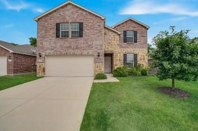 Single Family Home For Sale: 1729 Megan Creek Drive