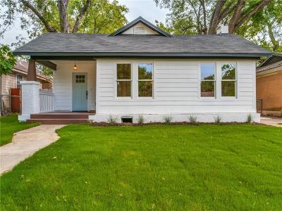 Single Family Home For Sale: 2806 Gladstone Drive