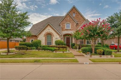 Mckinney Single Family Home For Sale: 1601 Stratford Place
