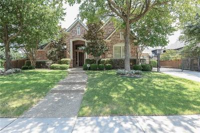 Allen Single Family Home For Sale: 1014 Wimberly Court