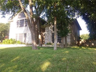 Grand Prairie Single Family Home For Sale: 3705 Bluegrass Drive