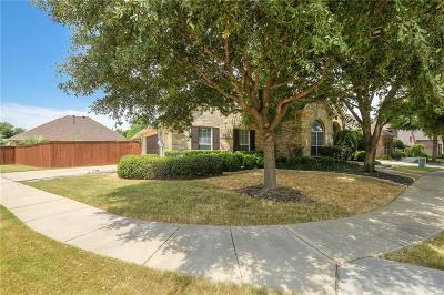 Lantana Single Family Home For Sale: 8019 Navisota Drive