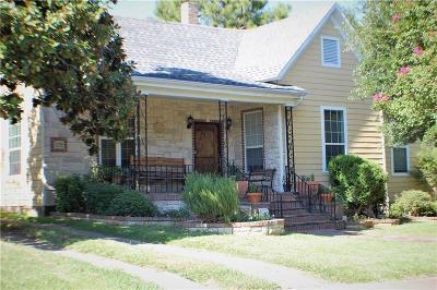 Denison Single Family Home For Sale: 509 E Sears Street