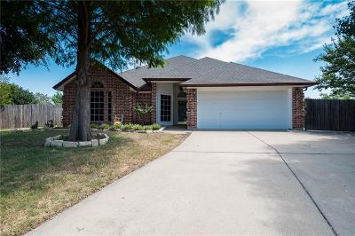 North Richland Hills Single Family Home For Sale: 7705 Chandler Court