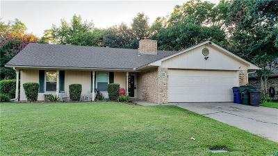 Sanger Single Family Home Active Option Contract: 111 Diane Drive