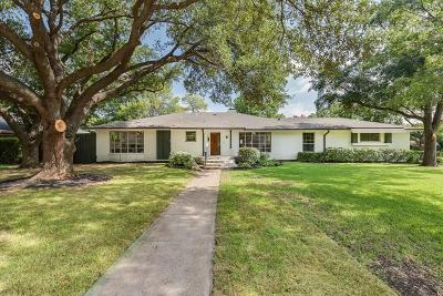 Single Family Home For Sale: 4527 Goodfellow Drive