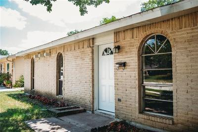 Lewisville Single Family Home For Sale: 1126 Springwood Drive