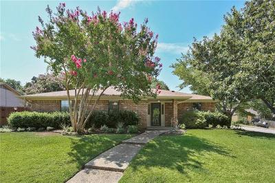 Grapevine Single Family Home For Sale: 1819 Redwood Trail
