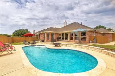 Weatherford Single Family Home Active Contingent: 2226 Old Foundry Road