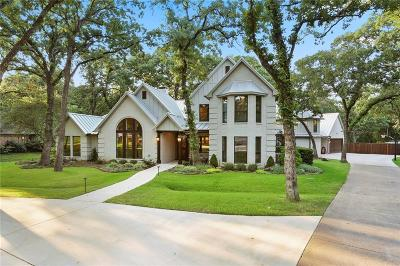 Southlake Single Family Home For Sale: 1358 Woodbrook Lane