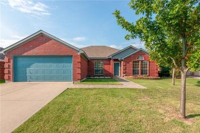 Fort Worth Single Family Home Active Option Contract: 7221 Briarwyck Court