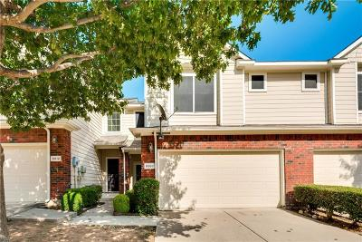 Plano Townhouse For Sale: 8508 Hunters Trace Lane