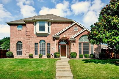 Plano Single Family Home For Sale: 8313 Novaro Drive