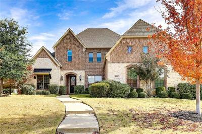 Prosper Single Family Home For Sale: 1020 Fox Bend Way