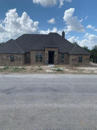 Weatherford Single Family Home For Sale: 120 Morgan Meadows Drive
