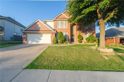 Grand Prairie Single Family Home For Sale: 4620 Friars Lane