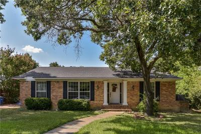 Single Family Home For Sale: 3135 Cliffoak Drive
