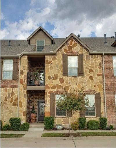 Denton County Townhouse For Sale: 2833 Sheridan Drive