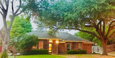 Richardson Single Family Home For Sale: 2201 Buttercup Drive