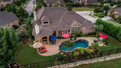 Prosper Single Family Home Active Contingent: 1910 Beaver Trail