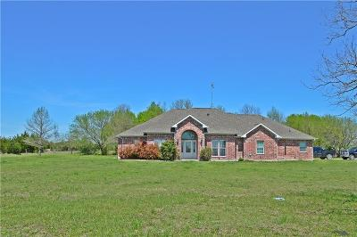 Farmersville Single Family Home Active Option Contract: 5630 County Road 1124