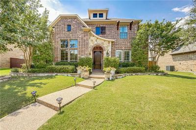 Allen Single Family Home Active Option Contract: 2355 Boxwood Drive