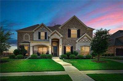 Prosper Single Family Home For Sale: 750 Livingston Drive
