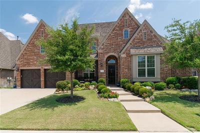 Frisco Single Family Home For Sale: 7440 Rose Garden Boulevard