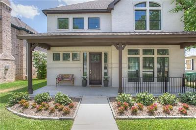 Fort Worth Single Family Home For Sale: 5425 Pershing Avenue