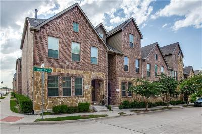 Denton County Townhouse For Sale: 4424 Riverview Drive