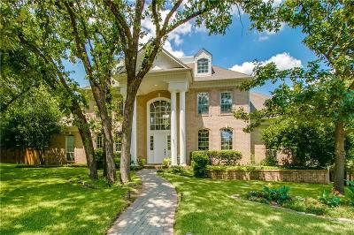 Colleyville Single Family Home For Sale: 7511 Mt. Vernon Drive