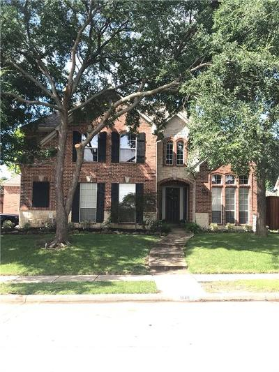 Plano Single Family Home For Sale: 900 Hedgcoxe Road