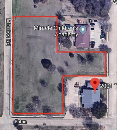 Flower Mound Commercial Lots & Land For Sale: 2001 Timber Creek Road