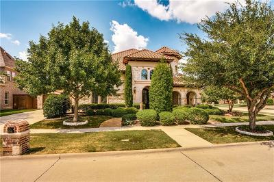 Frisco Single Family Home For Sale: 4370 Indian Creek Lane
