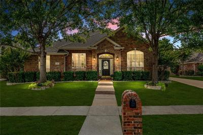 Keller Single Family Home Active Option Contract: 318 Longview Drive