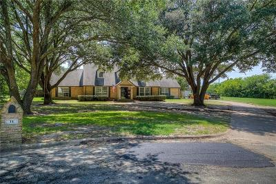 Terrell Single Family Home For Sale: 14 Carl Lee Circle