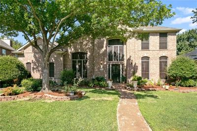Richardson Single Family Home For Sale: 3109 Kingston Drive