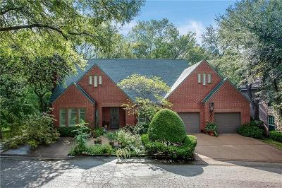 Single Family Home For Sale: 3504 Bellaire Park Court