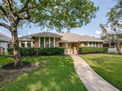 Single Family Home For Sale: 7615 Arborgate Street