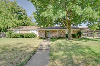 Dallas County, Denton County, Collin County, Cooke County, Grayson County, Jack County, Johnson County, Palo Pinto County, Parker County, Tarrant County, Wise County Single Family Home For Sale: 516 Russell Road