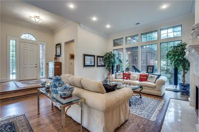 Irving Single Family Home For Sale: 1221 Cottonwood Valley Drive