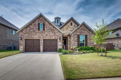 Mansfield Single Family Home For Sale: 4508 Periwinkle Drive