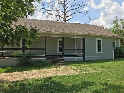 Denison Single Family Home For Sale: 903 W Ford Street