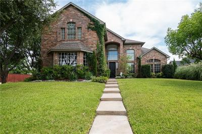 Murphy Single Family Home For Sale: 129 Timberbluff Lane