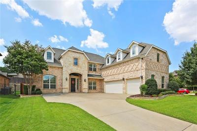 Fort Worth Single Family Home For Sale: 4825 Sangers Court
